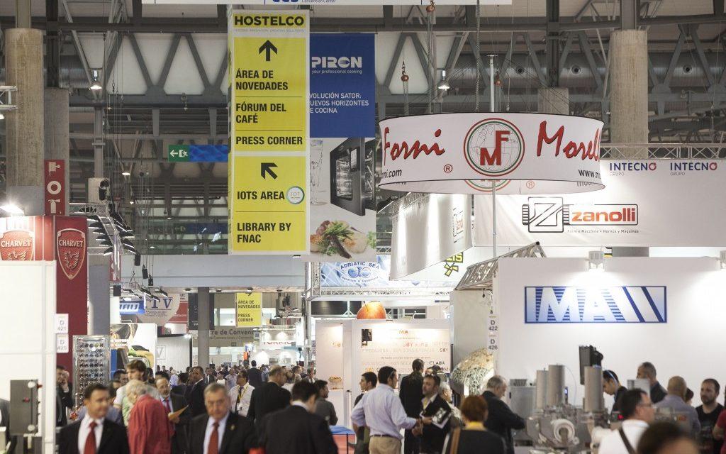 Ferias en España de maquinaria de hostelería, equipamiento y alimentación