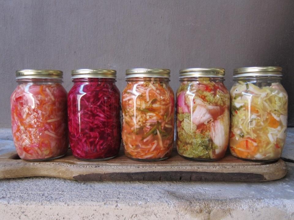 conservación alimentos