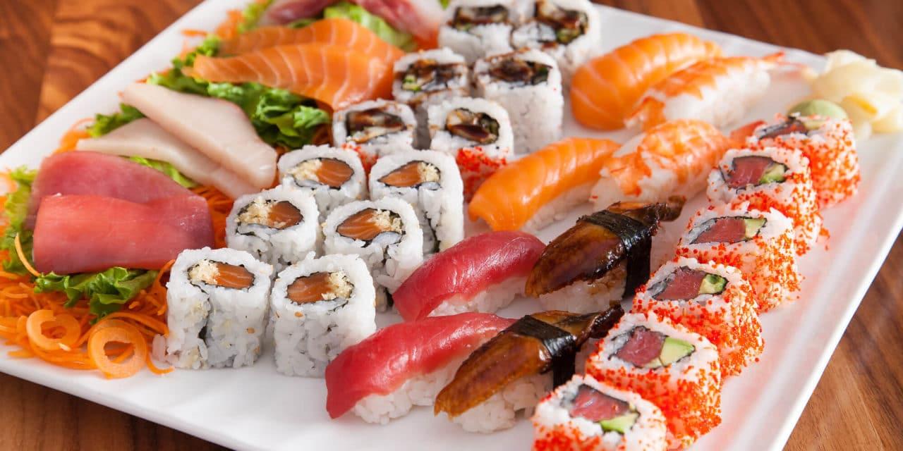El sushi en tu cocina profesional