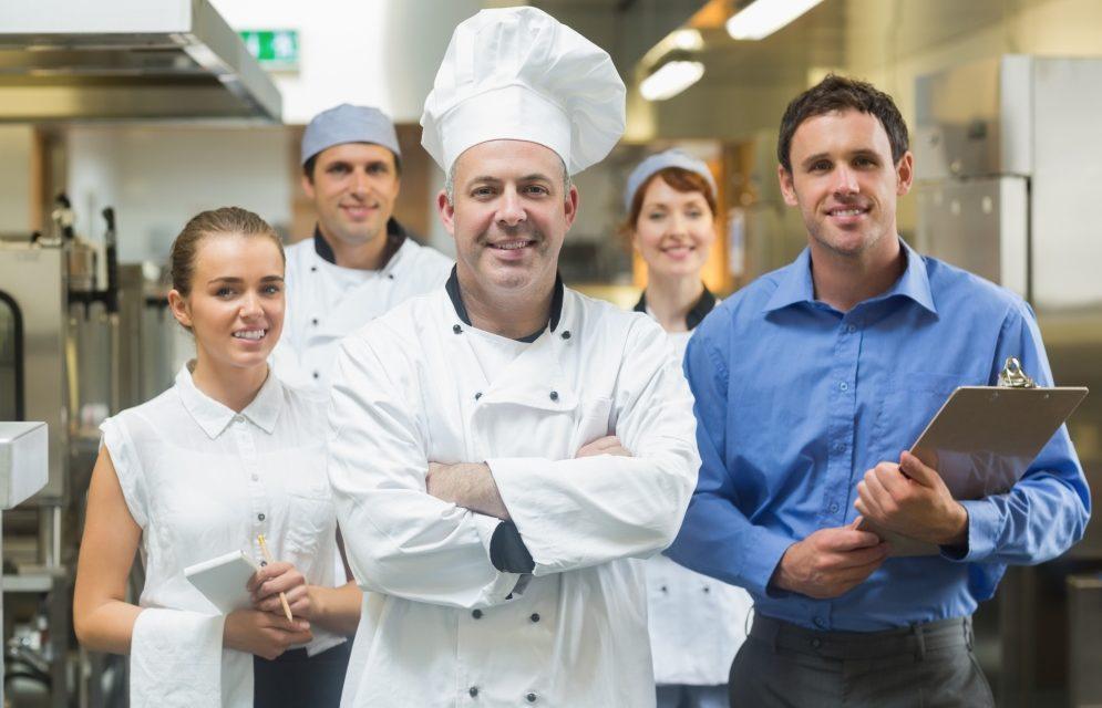 Las responsabilidades del jefe de cocina