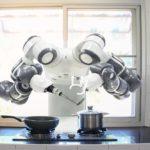 Robots cocineros y camareros, llega la revolución tecnológica
