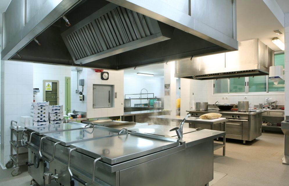 La gestión del espacio en tu cocina profesional