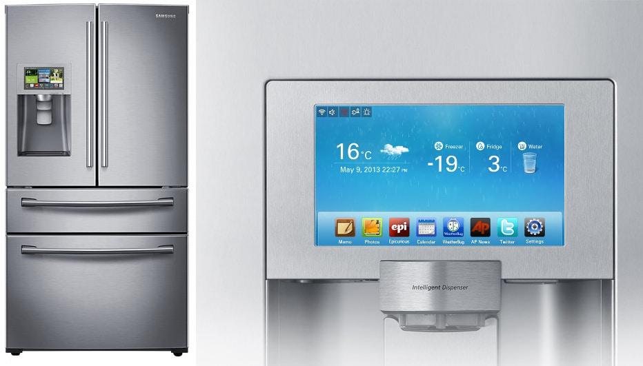 refrigeración inteligente
