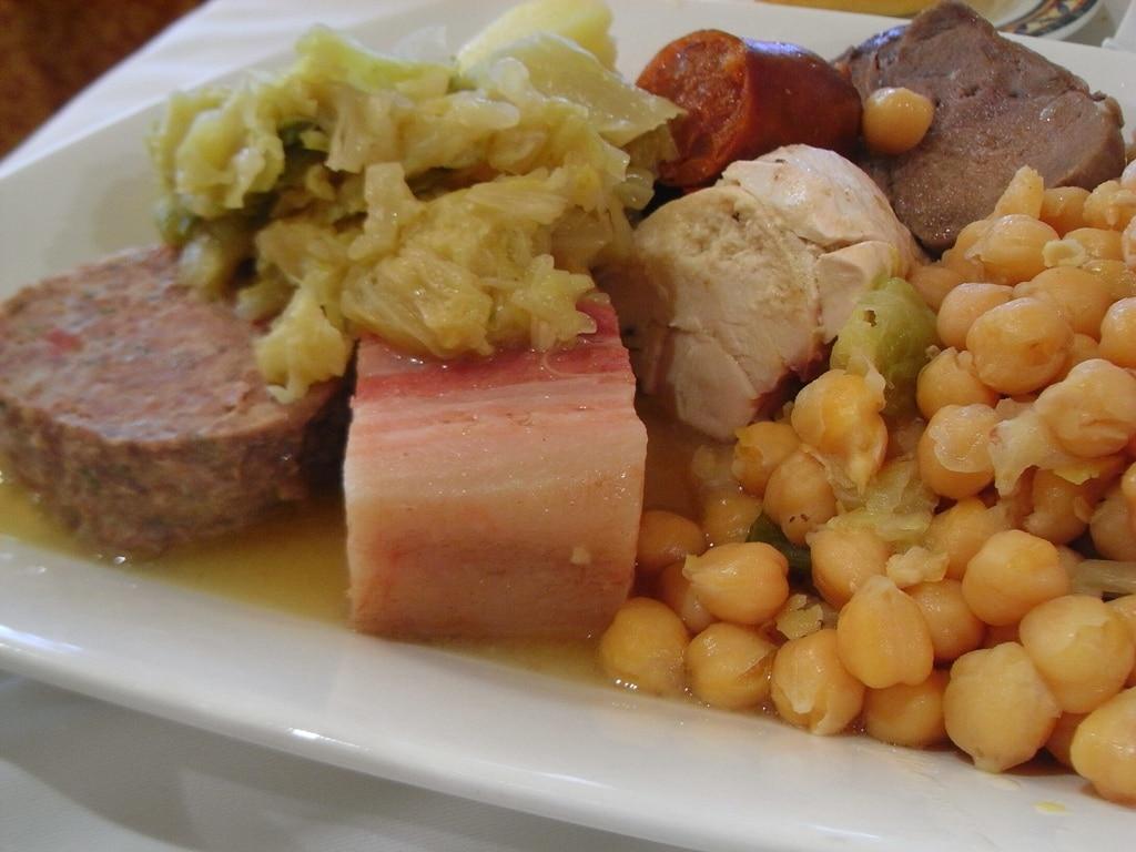 Restaurante español en extranjero