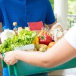 Coronavirus, comida a domicilio