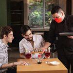 Restaurante y coronavirus