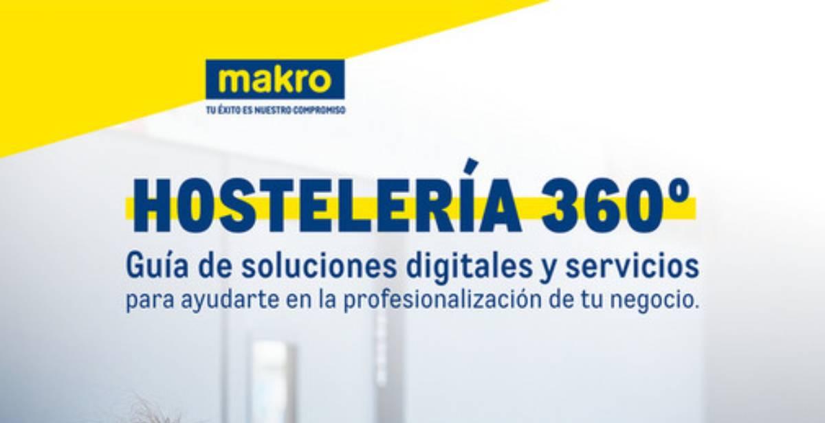 ¿Cómo es la guía de Makro sobre los servicios que necesita la Hostelería?